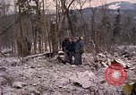 Image of Rescue operations Maine United States USA, 1963, second 39 stock footage video 65675042039
