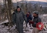 Image of Rescue operations Maine United States USA, 1963, second 46 stock footage video 65675042039