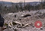 Image of Rescue operations Maine United States USA, 1963, second 48 stock footage video 65675042039