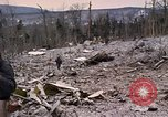 Image of Rescue operations Maine United States USA, 1963, second 49 stock footage video 65675042039