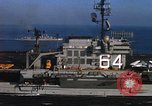 Image of USS Constellation San Clemente Island California USA, 1963, second 13 stock footage video 65675042043