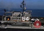 Image of USS Constellation San Clemente Island California USA, 1963, second 14 stock footage video 65675042043