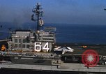 Image of USS Constellation San Clemente Island California USA, 1963, second 15 stock footage video 65675042043