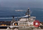 Image of USS Constellation San Clemente Island California USA, 1963, second 41 stock footage video 65675042043