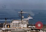 Image of USS Constellation San Clemente Island California USA, 1963, second 43 stock footage video 65675042043