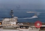 Image of USS Constellation San Clemente Island California USA, 1963, second 47 stock footage video 65675042043