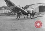 Image of ornithopters attempting to fly and failing United States USA, 1920, second 16 stock footage video 65675042054