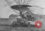 Image of Sky Car ornithopter Michigan United States USA, 1928, second 8 stock footage video 65675042056