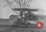 Image of Sky Car ornithopter Michigan United States USA, 1928, second 9 stock footage video 65675042056