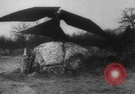Image of Man wearing wings and a tail United States USA, 1920, second 12 stock footage video 65675042060
