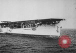 Image of USS Langley (CV-1) Pacific Ocean, 1924, second 5 stock footage video 65675042061