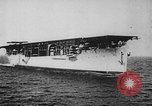 Image of USS Langley (CV-1) Pacific Ocean, 1924, second 8 stock footage video 65675042061