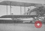Image of USS Langley (CV-1) Pacific Ocean, 1924, second 43 stock footage video 65675042061