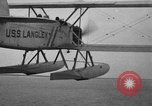 Image of USS Langley United States USA, 1924, second 46 stock footage video 65675042073
