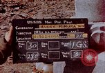 Image of effects of flash burn Hiroshima Japan, 1946, second 24 stock footage video 65675042125