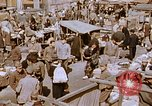 Image of market place Hiroshima Japan, 1946, second 5 stock footage video 65675042139