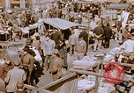 Image of market place Hiroshima Japan, 1946, second 7 stock footage video 65675042139