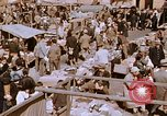 Image of market place Hiroshima Japan, 1946, second 14 stock footage video 65675042139