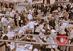 Image of market place Hiroshima Japan, 1946, second 18 stock footage video 65675042139