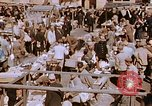 Image of market place Hiroshima Japan, 1946, second 19 stock footage video 65675042139