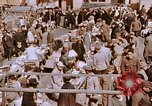 Image of market place Hiroshima Japan, 1946, second 22 stock footage video 65675042139