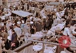 Image of market place Hiroshima Japan, 1946, second 28 stock footage video 65675042139