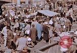 Image of market place Hiroshima Japan, 1946, second 31 stock footage video 65675042139