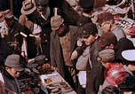 Image of market place Hiroshima Japan, 1946, second 34 stock footage video 65675042139