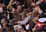 Image of market place Hiroshima Japan, 1946, second 39 stock footage video 65675042139