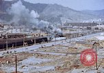 Image of railroad train Nagasaki Japan, 1946, second 29 stock footage video 65675042151
