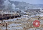 Image of railroad train Nagasaki Japan, 1946, second 30 stock footage video 65675042151