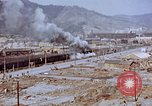 Image of railroad train Nagasaki Japan, 1946, second 32 stock footage video 65675042151