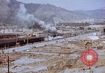 Image of railroad train Nagasaki Japan, 1946, second 33 stock footage video 65675042151