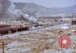 Image of railroad train Nagasaki Japan, 1946, second 34 stock footage video 65675042151