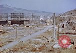 Image of railroad train Nagasaki Japan, 1946, second 50 stock footage video 65675042151