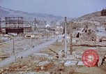 Image of railroad train Nagasaki Japan, 1946, second 51 stock footage video 65675042151