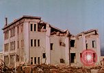 Image of destructed buildings Hiroshima Japan, 1946, second 10 stock footage video 65675042158