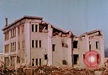 Image of destructed buildings Hiroshima Japan, 1946, second 13 stock footage video 65675042158
