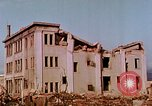 Image of destructed buildings Hiroshima Japan, 1946, second 15 stock footage video 65675042158