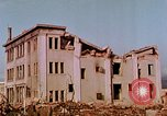 Image of destructed buildings Hiroshima Japan, 1946, second 16 stock footage video 65675042158