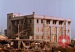 Image of destructed buildings Hiroshima Japan, 1946, second 52 stock footage video 65675042158
