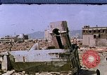 Image of destructed building Hiroshima Japan, 1946, second 1 stock footage video 65675042168