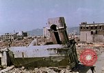 Image of destructed building Hiroshima Japan, 1946, second 3 stock footage video 65675042168