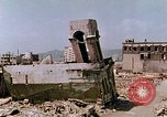 Image of destructed building Hiroshima Japan, 1946, second 17 stock footage video 65675042168