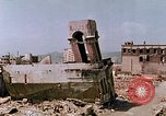 Image of destructed building Hiroshima Japan, 1946, second 19 stock footage video 65675042168