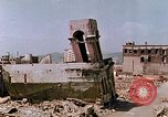 Image of destructed building Hiroshima Japan, 1946, second 20 stock footage video 65675042168