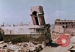 Image of destructed building Hiroshima Japan, 1946, second 27 stock footage video 65675042168