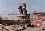 Image of destructed building Hiroshima Japan, 1946, second 28 stock footage video 65675042168