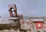 Image of destructed building Hiroshima Japan, 1946, second 36 stock footage video 65675042168