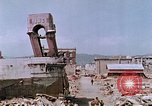 Image of destructed building Hiroshima Japan, 1946, second 40 stock footage video 65675042168